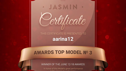 aarina12 | LSAwards.com | LiveSexAwards image1