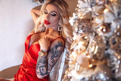 Christmas fire*