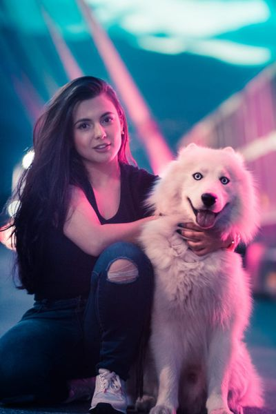 Chilling pics!! and cute pet!!
