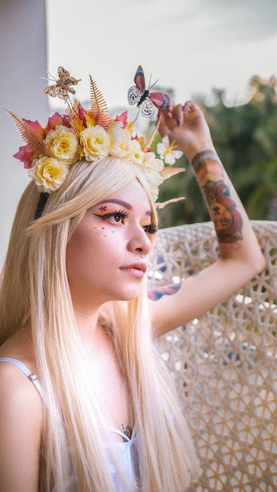 Fairy queen🧚♀️